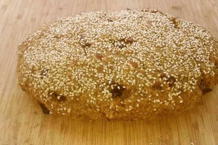 Paasbrood met amandelspijs | Crudo