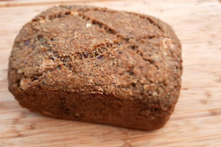 Chia-notenbrood, glutenvrij brood | Crudo