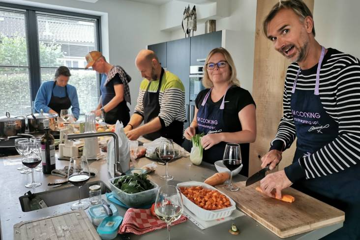 Workshop vegan koken | Crudo