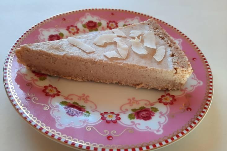 Kokos-Creamtaart van Crudo | Crudo