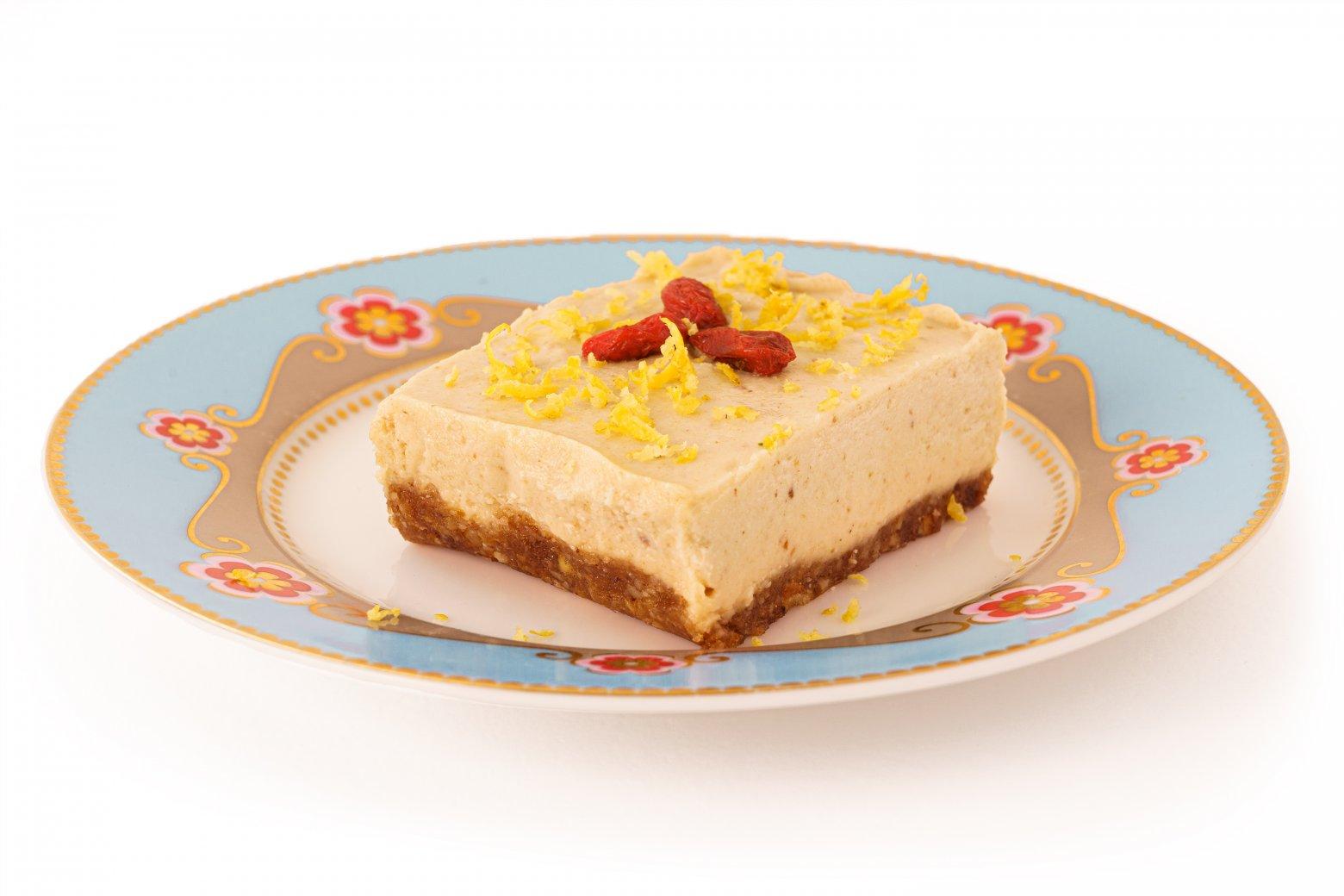 Lemon-Cheese Pie | Crudo